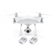 Phantom 4 Advanced Plus + 2 доп. батареи
