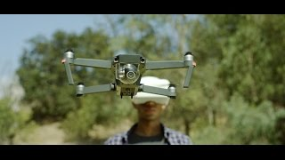 DJI - Mavic - Fun of Flying - YouTube
