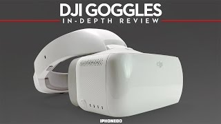 DJI Goggles — Unboxing & In-Depth Review [4K]